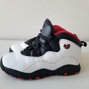 Nike Air Jordan X 10 Double Nickel Retro Size 10C